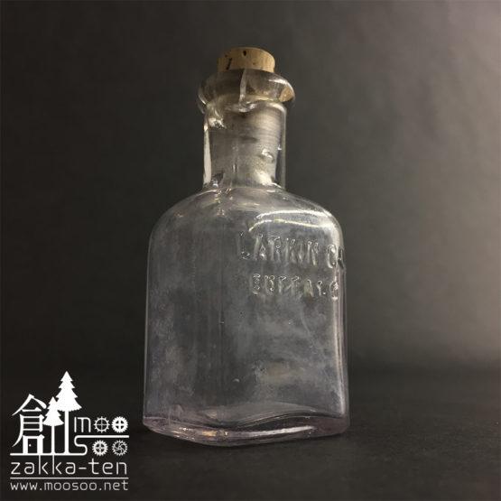 ラーキン社のアンティーク瓶