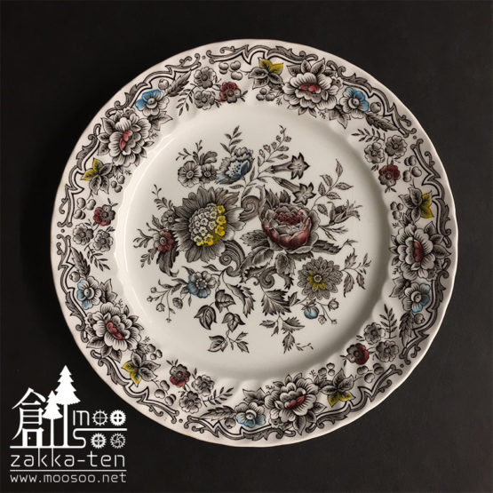 Ridgway(リッジウェイ)の花柄のお皿